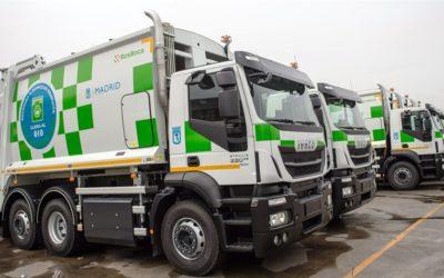 Miljövänligare avfallshantering i Madrid