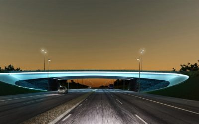 Svevia bygger ny port till Landvetter