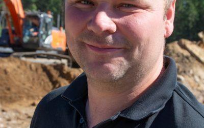 Söderqvists FMX rullar tryggt i tuffa uppdrag