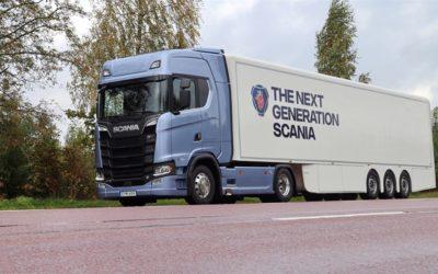 Premiärtest av nya Scania S