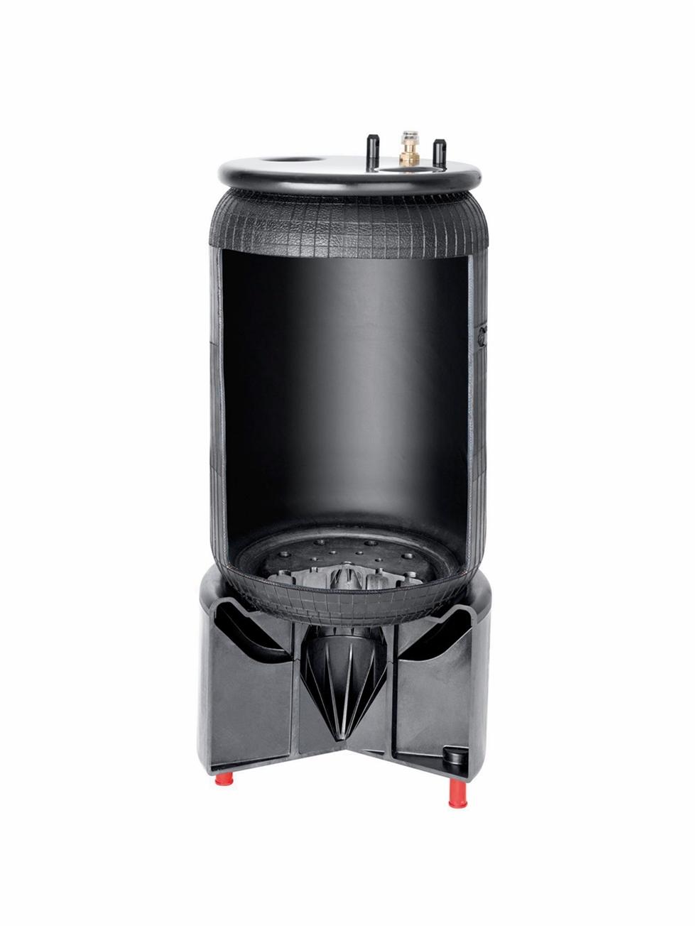Det internationella teknikföretaget Continental kan med sina innovationer för nyttofordon uppnå bränslebesparingar på upp till 6 liter per 100 kilometer.