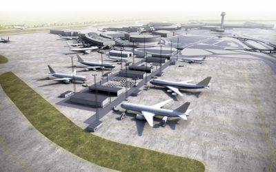 Arlanda bygger för fler resande