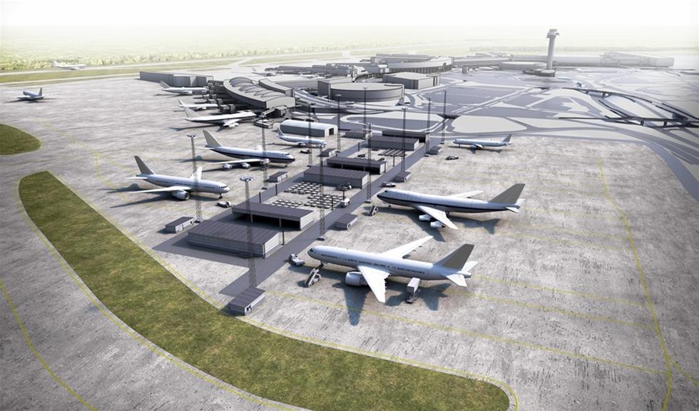 Stockholm Arlanda Airport står de närmaste åren inför stora investeringar för att möta det växande antalet flygresenärer.