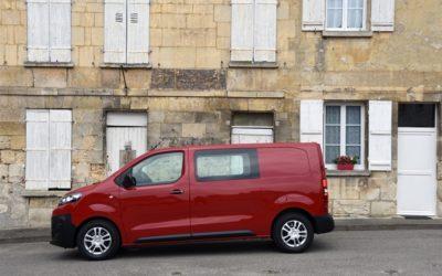 Citroën flyttar gränserna med nya Jumpy