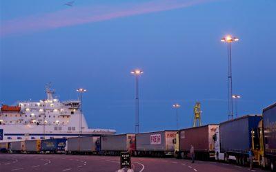Miljardsatsning i Trelleborgs hamn