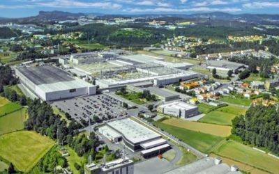 Nya radialdäck och ny fabrik för jordbruket