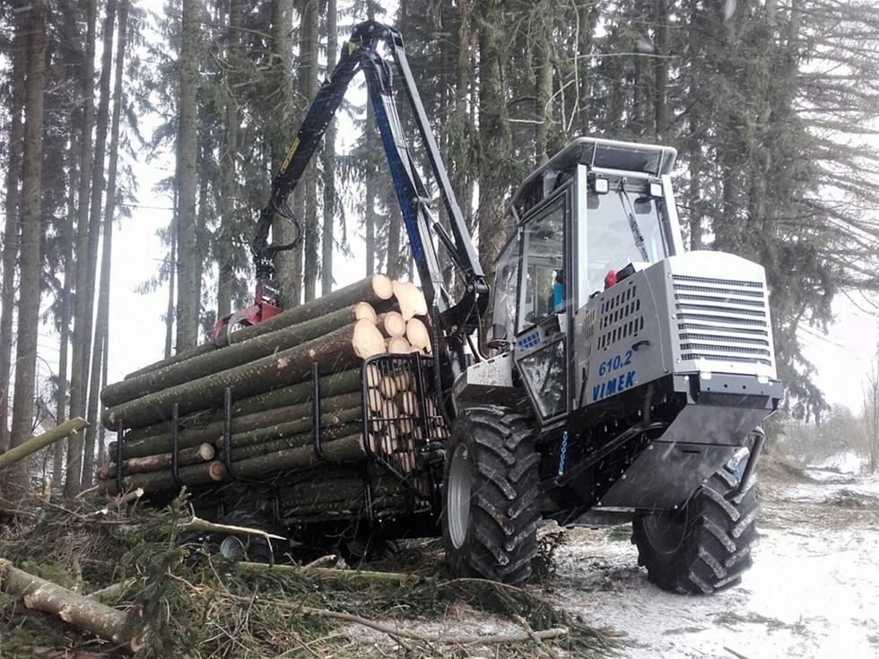 Skogsmaskinstillverkaren Vimek i Vindeln har fått sin största order i företagets historia. Affären omfattar 126 skotare och skördare och är värd 160 miljoner kronor. Kunden är det vitryska statliga företaget State Forest Enterprises och hela affären finansieras via Världsbanken.