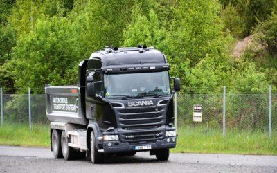 Scania visar möjligheten att ersätta chaufförer i farliga miljöer