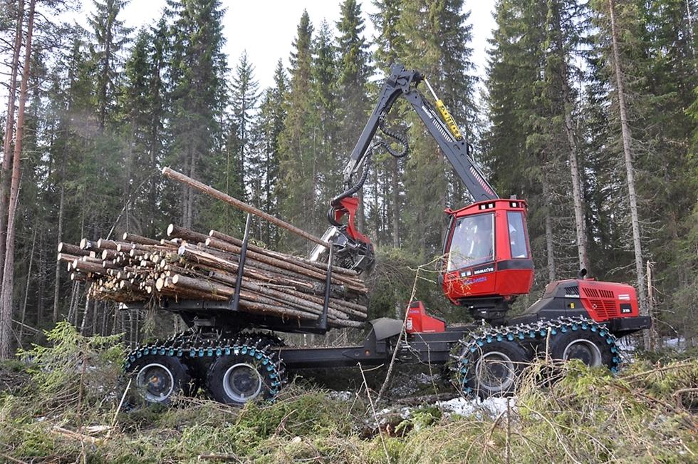 Skogbrukets stora aktörer har tillsammans med Skogforsk och Komatsu tagit fram X19, en drivare med potential att utföra slutavverkning i glesare bestånd. - Prototypen har gått väldigt många timmar och visat otroliga resultat vid slutavverkning, säger Per Annemalm, produktchef på Komatsu Forest.
