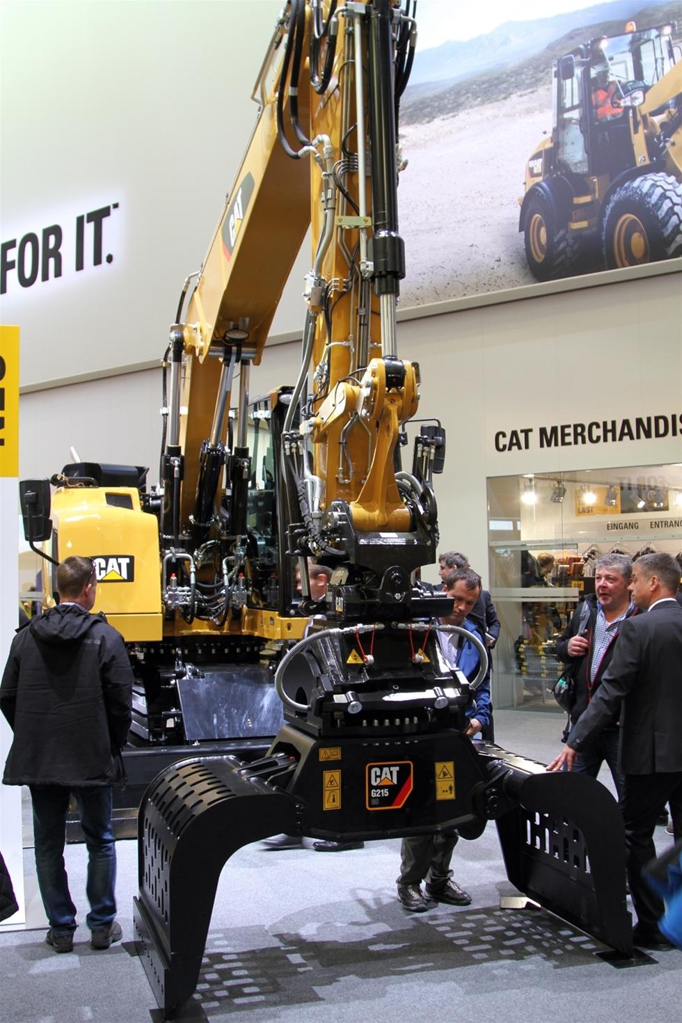 Det globala intresset för tiltrotatorer fortsätter att växa. I många år har grävmaskinstillverkare litat på Rototilt som partner och utrustat sina maskiner med tiltrotatorer. Till senhösten tar Caterpillar det till en ny nivå i Europa och erbjuder en helt integrerad lösning med tiltrotatorer för hjulgrävare i segmentet 12-24 ton.
