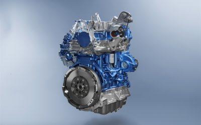 Nya EcoBlue-motorn ritar om kartan