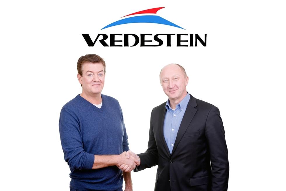 Under det första kvartalet 2016 intensifierades samarbetet mellan Gripen Wheels AB och Apollo Vredestein Nordic AB då Gripen Wheels tog över agenturen för traktor- och lantbruksdäck. Det innebär att Gripen Wheels blir ensam leverantör av varumärket Vredestein, till samtliga återförsäljare på den svenska marknaden.
