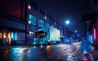 Eldriva Volvo-lastbilar 2019