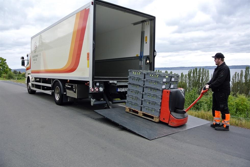 Rudenstams Parti AB är ett familjeföretag som driver partihandel med frukt och grönt, och som köper närodlade och importerade varor som distribueras till detaljhandeln i Småland, Östergötland och Västergötland. Distributionen sker med åtta egna Scanialastbilar.