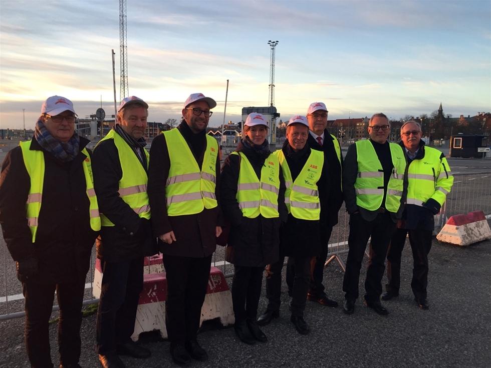 Helt nyligen kunde Ystad Hamn välkomna danska Folketingets trafikutskott under deras studieresa i Skåne. Besöket ämnade belysa skånsk infrastruktur som är till nytta för danskarna, där Ystad Hamn spelar en central roll.