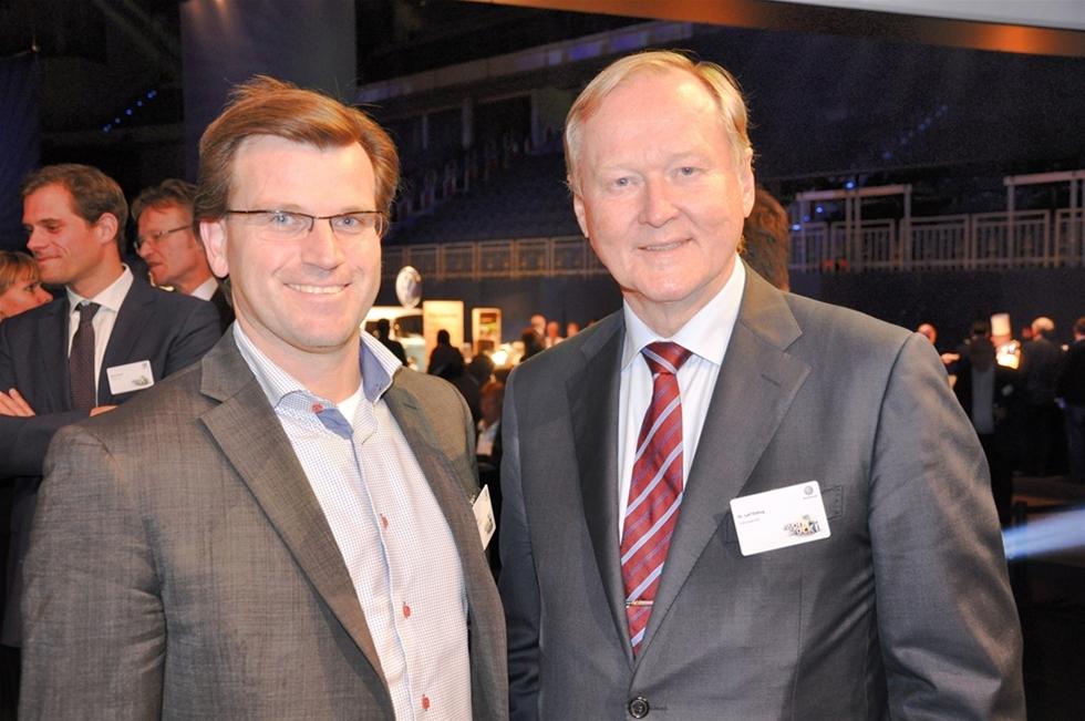 Sent ska syndaren vakna. Det är till SvD Näringsliv som Mats Andersson, vd för statliga pensionsjätten Fjärde AP-Fonden, utrycker sina innersta känslor. - Kärleken till Scania har inte förändrats.
