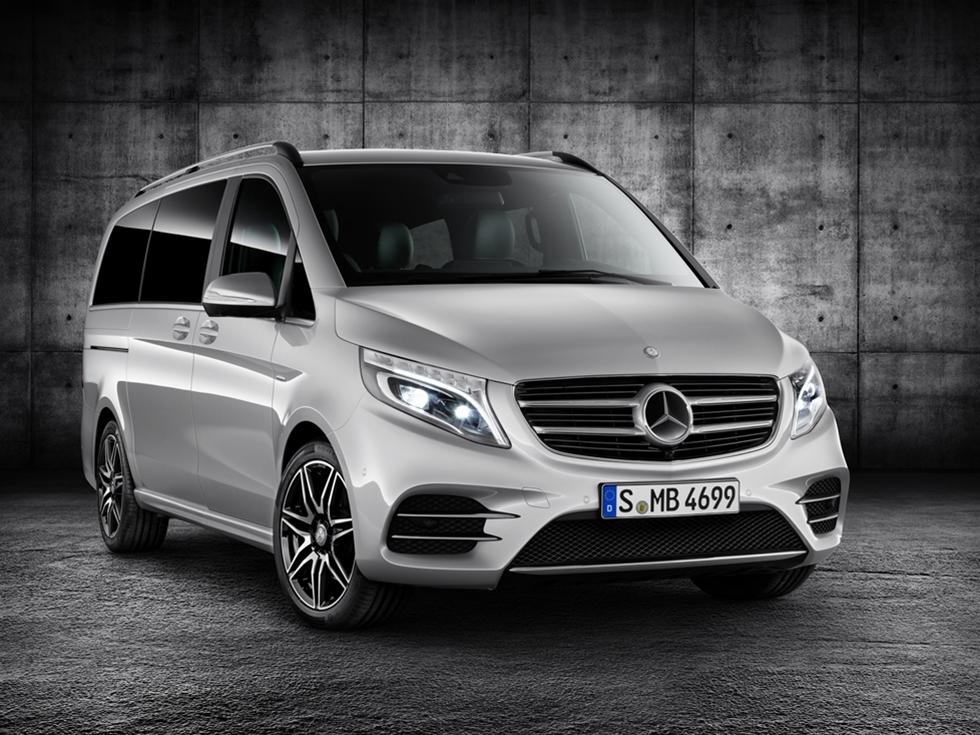 En sportig livsstil kräver en rymlig bil och det har gjort att Mercedes rymligaste personbil – V-Klass – blivit en succé på den svenska marknaden där stora bilar ofta lyckas. Nu kommer den dessutom i ett designutförande som klart och tydligt sänder ett sportbudskap redan på avstånd: V-Klass AMG Line.