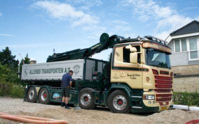Mycket nostalgi när vi testar Scania R730