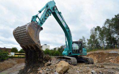 Bra maskiner och rätt kompetens – en utmaning