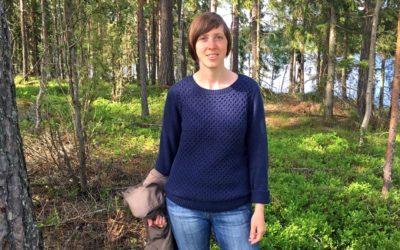 Allt fler kvinnliga skogsmästare