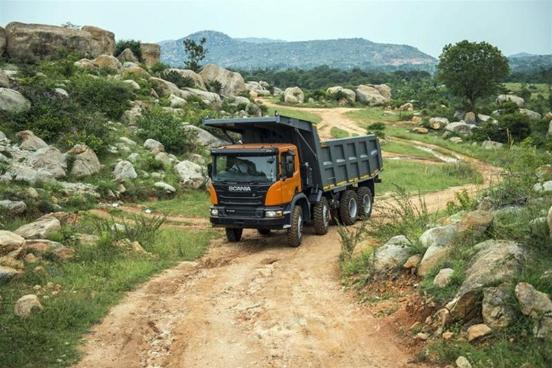 Det indiska gruvföretaget BGR Mining & Infra har beställt 200 tippbilar av Scania. Under 2014 fick företaget sitt 150:e Scaniafordon levererat.