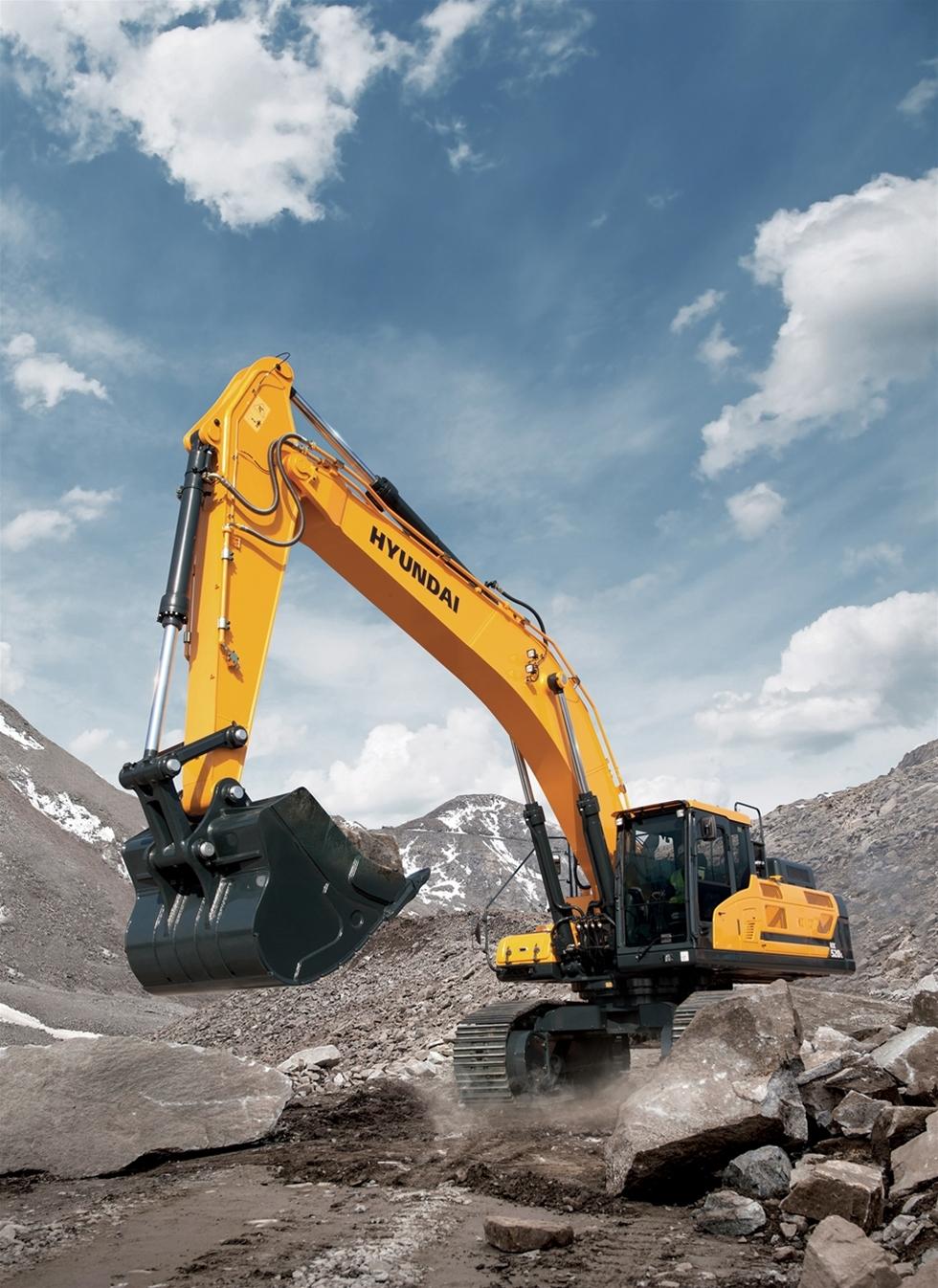 Scania ska leverera motorer till nästa generations stora grävmaskiner och hjullastare från Hyundai Heavy Industries Construction Equipment-division.