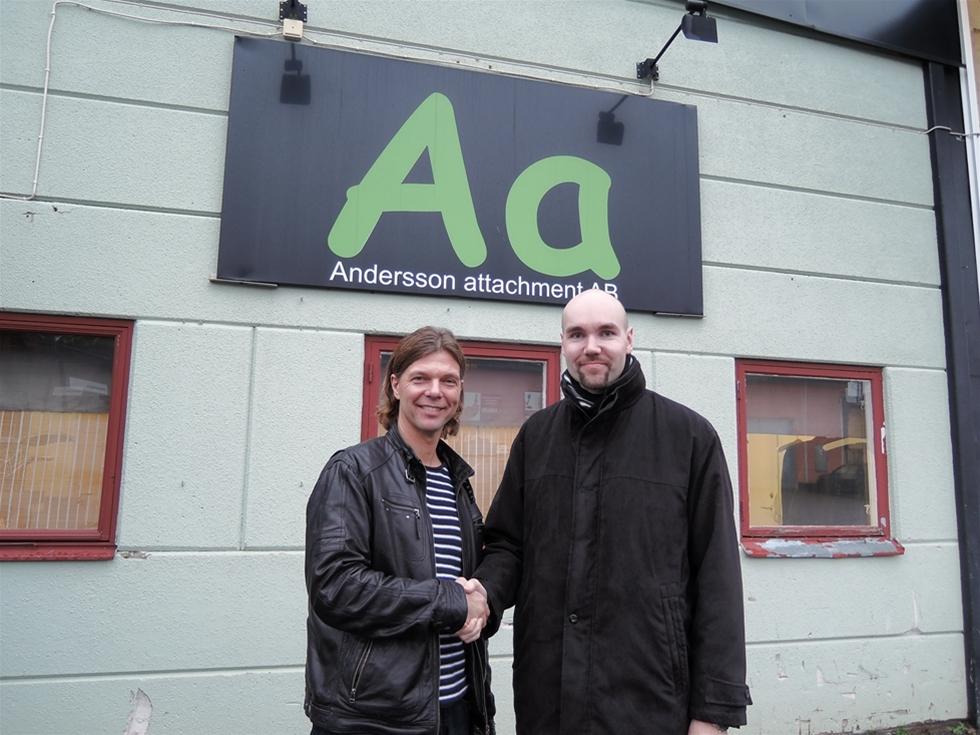 Sen 1 januari 2015 har Andersson attachment AB fått ny ägare och är idag en del i Häggblom gruppen.