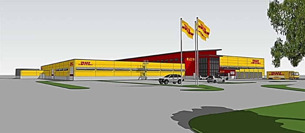 Swedavia och DHL Express har tecknat ett tioårigt avtal om att bygga en helt ny 7 500 kvadratmeter stor terminalanläggning med kontor vid Göteborg Landvetter Airport. Därmed tas nu ytterligare ett steg i utvecklingen av Airport City Göteborg.