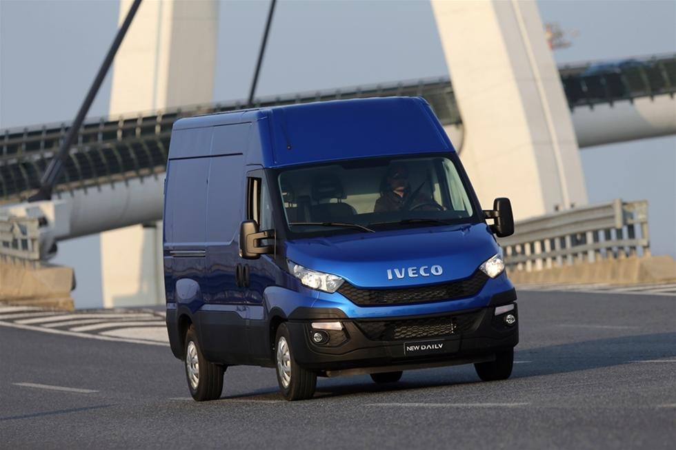 Det var en efterlängtad premiär för Iveco Dailys nya 8-stegad automatlåda - Hi-Matic i Sverige, helt nyligen.
