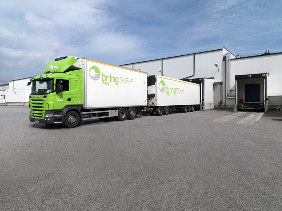 Bring väljer Skellefteå lastbilsstation som partner för transporter i norra Sverige. Med detta stärker Bring sitt inrikes nätverk och kunderna får ännu bättre service i hela landet.