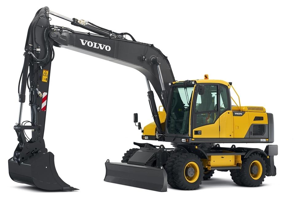 Finska Koneviesti har genomfört en omfattande utvärdering av sex olika hjulgrävarmärken i 18-tonsklassen. Volvo Construction Equipments EW180D slutade i topp när poängen delats ut.