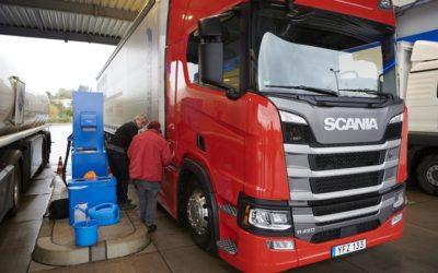 Ny prestigeseger för Scania