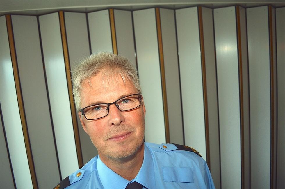 Håkan Carlsson ingick i den nationella satsning polisen gjorde för att försvåra brott mot transporter på väg. – Rastplatser främjar brott, säger han.