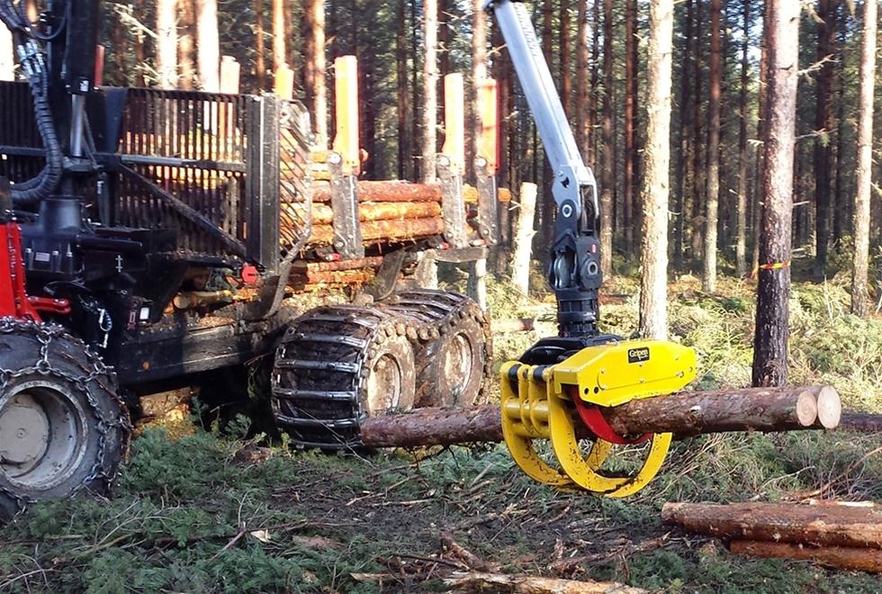 Ett stort antal utställare medverkade på mässan som arrangerades i anslutning till SMF Skogsentreprenörernas stämma, denna gång förlagd till Karlstad. Det gjorde, i vanlig ordning, stämmohelgen till en viktig mötesplats för entreprenörer och många av deras leverantörer.