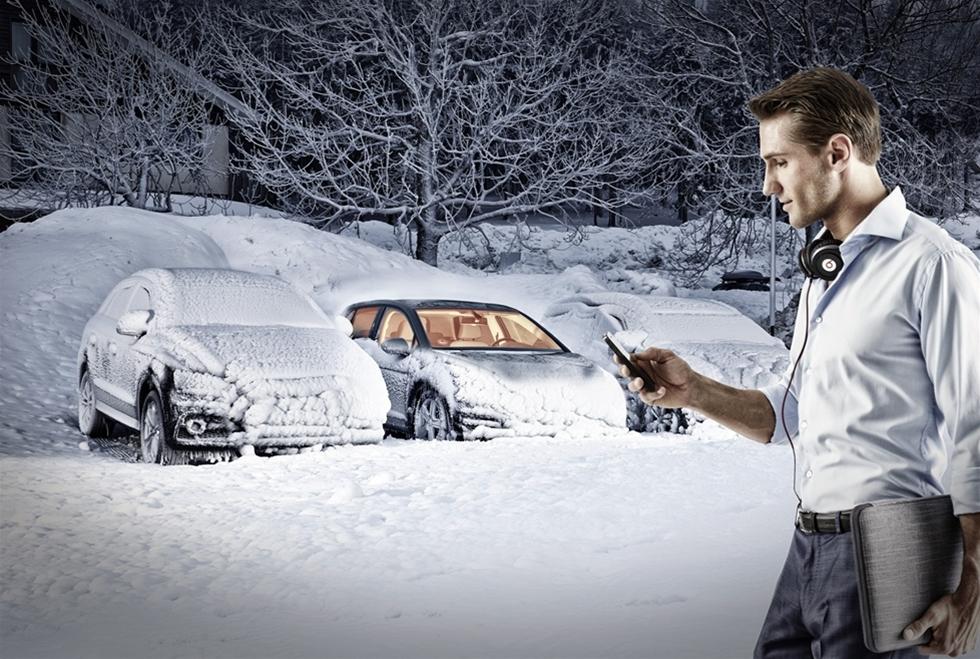 Nu lanseras Eberspächer Hydronic 2 Comfort. Nya generationens parkeringsvärmare med 60 procent kortare uppvärmningstid, lägre bränsle- och strömförbrukning samt 60 procent mindre CO2-utstläpp. Ger varm kupé samt snö- och isfria rutor på bara några minuter samtidigt som slitage på batteriet minskar. Perfekt för bilisten som kör kortare sträckor, privat eller i tjänsten.