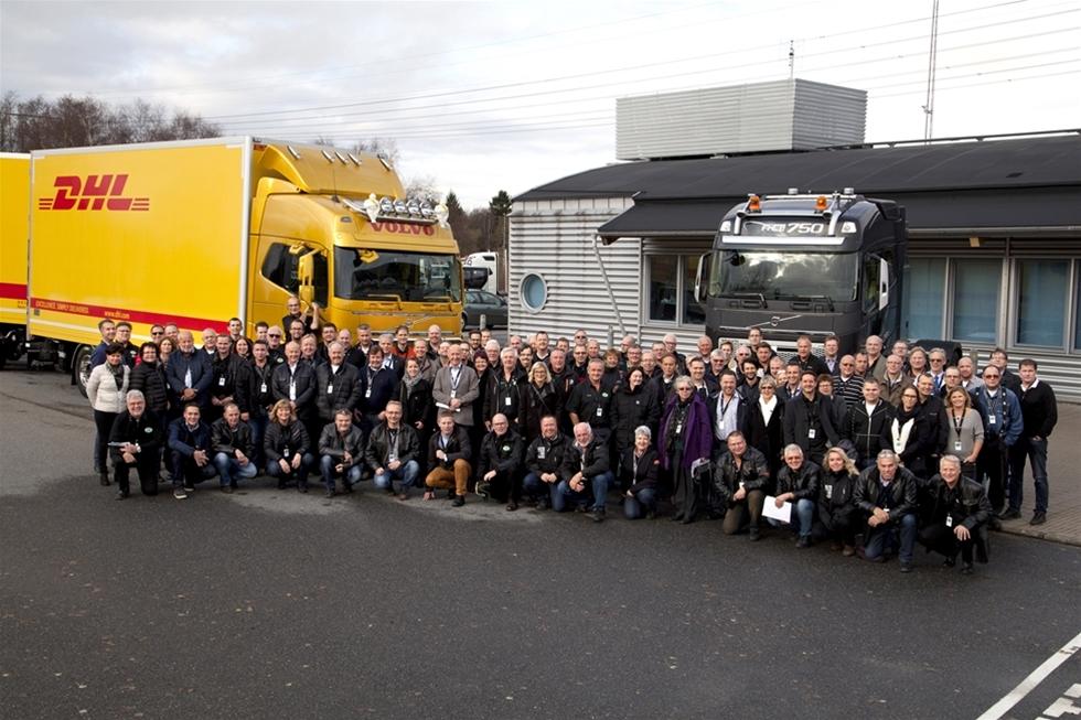 Swedish Volvo FH16 Club kan lägga ett positivt år till handlingarna. Klubben har fått nästan 50 nya medlemmar och tre nya företagspartners. - Det är kul att vi är över 500 medlemmar igen, säger Boije Ovebrink, som omvaldes som ordförande på FH16-klubbens årsmöte i Göteborg den 7 november.