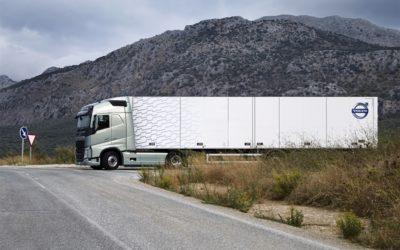 Nya Volvo-kopplingen Dual Clutch testad på krävande spanska vägar