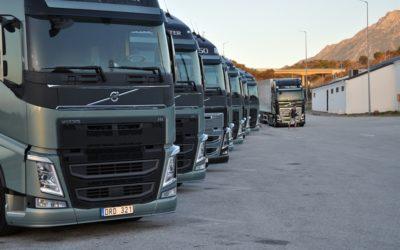 Volvos nya I-shift har hela tiden grepp om tillvaron