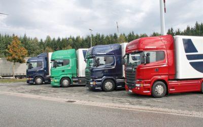 Scania visar god förbrukningsteknik