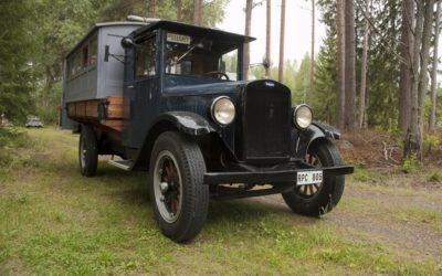 Volvon från 1930 var en ren skrothög