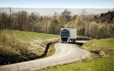 Volvo I-Torque är lagd i malpåse