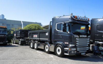 Stockholm Truck Meet och Queen of the Road Truck Meet