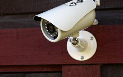 Trådlös nätverkskamera för bevakning