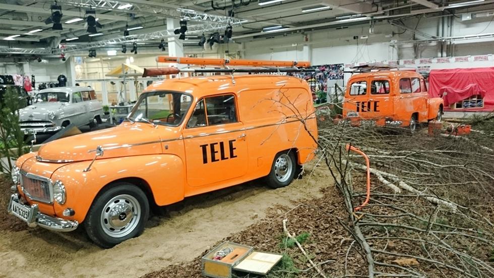 För alla motorintresserade är påskmässan på Elmia i Jönköping, lika given och traditionsbunden, som de hårdkokta äggen. I år lockade mässan under de fyra helgdagarna drygt 67 000 besökare. Det var varm väder, solsken och högtryck utanför – men ännu hetare innanför entréerna. Det delades ut inte mindre än 130 priser av arrangerande Bilsport, men störst bland alla vinnare var ändå de två lastbilarna i Hall D.