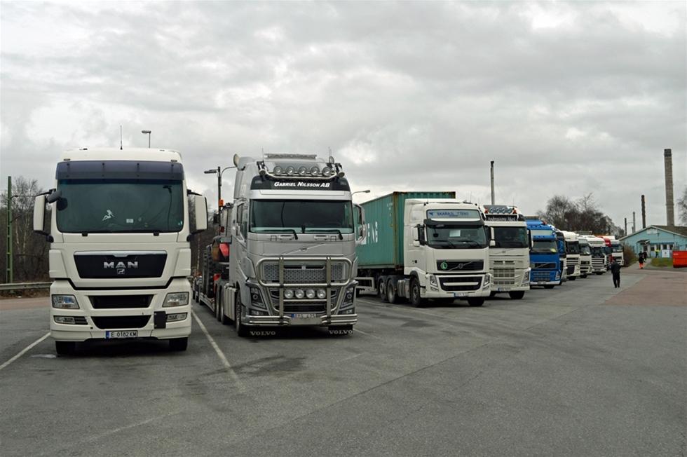 I Sverige stjäls det lastbilar för över hundra miljoner varje år. Många har gods på flaket, en del har ett släp med stora värden påkopplade. – En lastbil är det lättaste som finns att stjäla, säger Per-Arne Nilsson, polis och nu konsult i säkerhetsbranschen. Välkänd i de här sammanhangen.