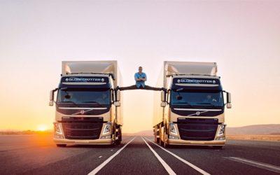 Volvo storvinnare i reklamtävling