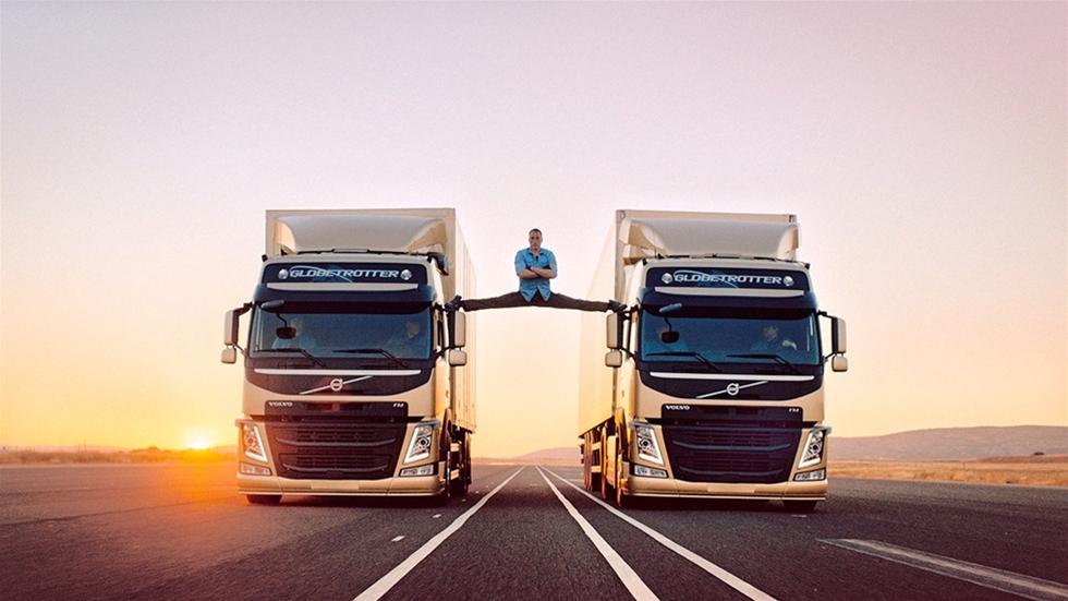 Volvo Lastvagnars kampanj i samband med lanseringen av den nya lastbilsserien fortsätter att vinna priser. I den globala tävlingen Art Directors Club Awards kammade kampanjen hem flest priser av alla – inklusive den prestigefyllda utmärkelsen Black Cube.