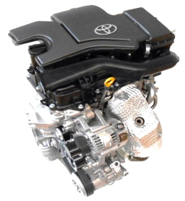 Toyota ska nu öka miljöprestandan i sina fordon med en serie nyutvecklade, mycket bränslesnåla motorer. Tack vare en högre termisk verkningsgrad* är de minst 10 procent mer bränsleeffektiva än nuvarande motorer. De nya motorerna ska börja användas i befintliga bilmodeller i en nära framtid. Totalt ska 14 nya motorvariationer införas globalt 2015.