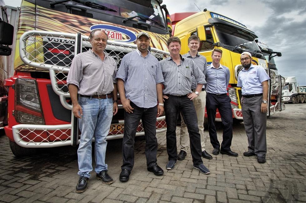 I mitten av mars besökte Trux Tanzania i Östafrika för att följa upp leveranserna av de 300 frontskydd som företaget har levererat till landet under föregående år.