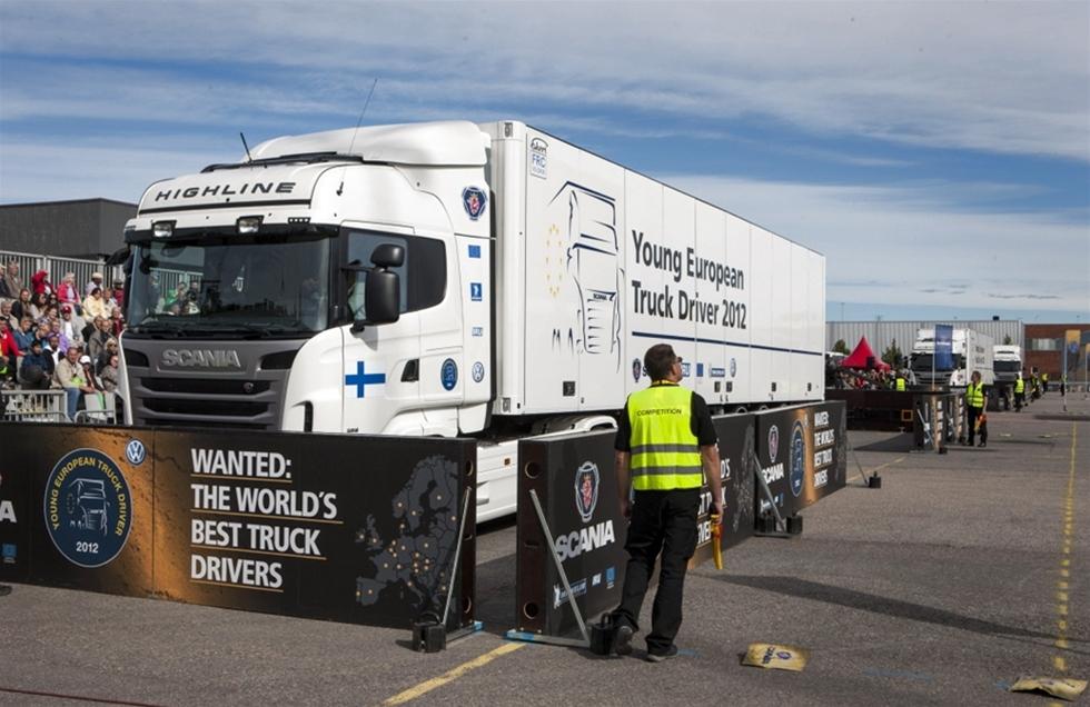 Tusentals förare av tunga fordon runt om i världen bjuds återigen in till Scanias förartävlingar – världens största tävlings- och utbildningsaktivitet för lastbilsförare.